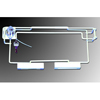 Medical Action Industries Sharps Container Bracket Locking Wire Wall Mount MON 87862800