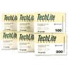 Arkray Lancet Techlite® Adjustable Depth Lancet Needle 2.8 to 3.1 mm Depth 28 Gauge Twist Top, 100EA/BX MON 536335BX