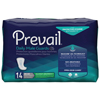 "incontinence aids: First Quality - Prevail® Male Guards, 13"", 14 EA/PK"