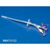 Medtronic Gastrostomy Feeding Tube with Y Ports Kangaroo 28 Fr. Silicone Sterile MON 88204600