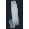 Health Care Logistics - Narrow Medication Cup 30 mL Clear Plastic, 400EA/PK
