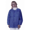ValuMax Lab Jacket Extra-Safe® Blueberry Large Long Sleeve Hip Length, 10EA/PK MON 768844PK