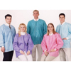 workwear jackets: ValuMax - Lab Jacket Extra-Safe® Blueberry X-Large Long Sleeve Hip Length, 10EA/PK