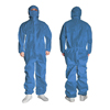Cypress Disposable Coverall, X-Large, Blue, 50/CS MON 88631100