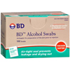 BD Swab Alcohol Reg 100/BX MON 88882700