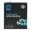 Alere Rapid Diagnostic Test Cholestech LDX® Lipid Profile Total Cholesterol / HDL (High Density Lipoprotein) / TRG (Triglycerides) Whole Blood / Serum / Plasma Sample CLIA Waived for Whole Blood 10 Test MON 89012400