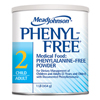 Nutritionals Supplements Juice Sport Drinks: Mead Johnson Nutrition - Oral Supplement Phenyl-Free® 2 1 lb.