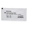 Wound Care: McKesson - Sterile Lubricating Jelly, 3g Individual Packet