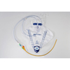 Specimen Tubes: Medtronic - Indwelling Catheter Tray Curity Ultramer 2-Way Foley 18 Fr. 5 cc Balloon Hydrogel Coated Latex