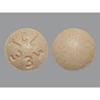 Major Pharmaceuticals Pain Relief 81 mg Strength Chewable Tablet 90 per Bottle MON 89652700