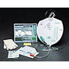 Urological Catheters: Bard Medical - Indwelling Catheter Tray Bardex Foley 18 Fr. 5 cc Balloon Silicone