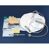 Bard Medical Indwelling Catheter Tray Bardia Foley 16 Fr. 5 cc Balloon Silicone Elastomer Coated Latex MON 89741916