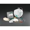 Urological Catheters: Bard Medical - Indwelling Catheter Tray Bard Lubricath Foley 16 Fr. 5 cc Balloon Hydrogel Coated Latex