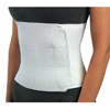 DJO Abdominal Support PROCARE Universal Hook and Loop Closure 45 to 62 12 Unisex MON 89913000