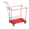 Medtronic SharpSafety™ Floor Cart, For Large Volume Container, 8, 12 and 18 Gallon MON 89922800