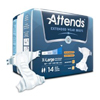 Attends Extended Wear Incontinent Brief, 14/BG MON 89923100