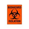 Shamrock Shamrock Scientific Biohazard Warning Label (SBH-9), 100 EA/PK MON 90001100