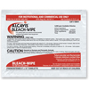 IV Supplies Disinfection: Alcavis - Bleach Wipes