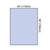 3M Steri-Drape™ Drape Sheet/Back Table Cover MON 90721100
