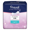 First Quality Bladder Control Pad Prevail Daily Pads 9-1/4 Inch Light Absorbency Polymer One Size Fits Most Female Disposable, 30/BG, 3BG/CS MON 90723130