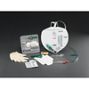 Urological Catheters: Bard Medical - Indwelling Catheter Tray Lubri-Sil Foley 16 Fr. 5 cc Balloon Hydrogel Coated Silicone