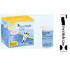 Glucose: Abbott Nutrition - Blood Glucose Test Strips FreeStyle Lite® 50 Test Strips per Box