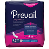 First Quality Bladder Control Pad Prevail® Daily Pads 11 Inch Length Moderate Absorbency Polymer One Size Fits Most Female Disposable, 54/BG MON 90733100