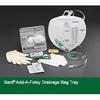 Urological Catheters: Bard Medical - Indwelling Catheter Tray Bard Add-A-Foley Foley Without Catheter