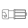 needles: B. Braun - Injection Site Safeline®, 400 EA/CS