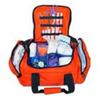 workwear accessory: Moore Medical - Trauma Bag 20 X 13 X 8 Inch Navy Blue 10 Pockets