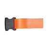 Skil-Care Gait Belt 60 Inch L Orange Vinyl MON 91483000