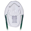 Teleflex Medical Aerosol Mask Under the Chin One Size Fits Most Adjustable Elastic Head Strap MON 91853905