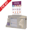 Bowman Dispensers PPE Dispenser Kit Bowman® Surface Mount MON 1009205KT