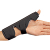DJO Thumb Splint PROCARE Wrist Strap Aluminum / Suede Left or Right Hand Beige One Size Fits Most MON 92173000
