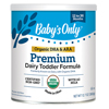 Nature's One Inc. Toddler Formula Babys Only Organic Unflavored 360 Gram Can Powder MON 92202601