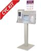 Bowman Dispensers PPE Dispenser Kit Bowman® Surface Mount MON 1009203KT