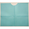 Tidi Products Bib Tidi Die-Cut Neck Poly / Tissue MON 93031000