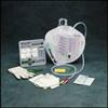 Urological Catheters: Bard Medical - Indwelling Catheter Tray Bardex I.C. PLUS Foley 18 Fr. 5 cc Balloon Hydrogel Coated Latex