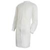 McKesson Lab Coat White Small / Medium Long Sleeve Knee Length MON 93648500