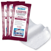 "Alcohol Preps Swabs Prep Pads: Sage Products - Prep Pad 2% Chlorhexidine Gluconate 3 individually wrapped packages with 2 cloths per package 7.5"" x 7.5""es Non-Sterile"