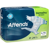 Attends Incontinent Brief Attends Tab Closure Large / X-Large Disposable Moderate Absorbency (DDSLXL) MON 94281324