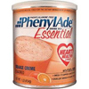 Nutricia PKU Oral Supplement PhenylAde Orange Cr me Flavor 40 Gram Can Powder, 1/ EA MON 1113184EA