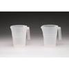 Drinkware Carafes Pitchers: Medical Action Industries - Medegen Graduated Cylinder (H960-01), 150 EA/CS