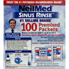 OTC Meds: Nature's Products - Nasal Rinse Refill Kit Neilmed Sinus Rinse 100 per Box (2449635)