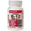 Major Pharmaceuticals Vitamin B-12 Supplement 250 mg Strength Tablet 130 per Bottle MON 96872700