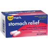 Stomach Relief: McKesson - sunmark® Stomach Relief (1722503), 40/BT