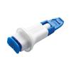 Arkray Safety Lancet Assure® Lance Fixed Depth Lancet Needle 2.0 mm Depth 25 Gauge Push Button, 200EA/BX, 24BX/CS MON 668950CS