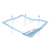 Medtronic Wings™ Breathable Plus Underpad 30 x 36, 10/BG MON 98403101