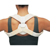 DJO Clavicle Support PROCARE® Medium Foam Hook and Loop MON 98673000