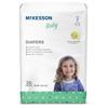 McKesson Baby Diaper, Size 7, 20/BG MON 1144480BG